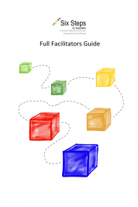 Six Steps Full Facilitators Guide Cover Only-1